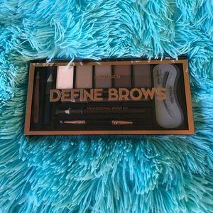 Professional brow kit